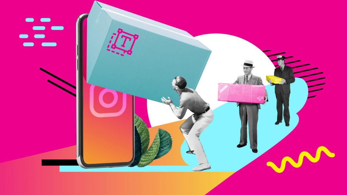 Crea tu propia Instagram store